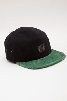 OBEY CLOTHING - OBEY HALIFAX 5 PANEL HAT