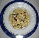 Gnocchi di patate alla fonduta di Asiago e tartufo nero http://www.asiagocheese.it/it/asiago-network/amici-asiago-dop//scheda-utente-network/ricetta-network/gnocchi-di-patate-alla-fonduta-di-asiago-e-tartufo?id=149/ #Asiago #AsiagoCheese