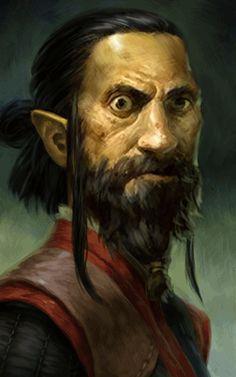 Man Character, Fantasy Character Design, Character Inspiration, D D Characters, Fantasy Characters, Fictional Characters, Elf Man, Pillars Of Eternity, Fantasy