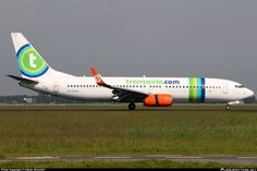 PH-GGW Transavia Boeing 737-800