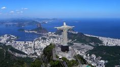 Christ the Redeemer in Rio de Janeiro, Brazil is of the New Seven Wonders of the World.