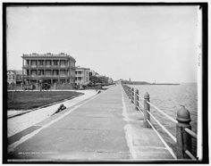 East-Battery-waterfronts-dwellings-docks-pier-Charleston-South-Carolina-SC-c1901