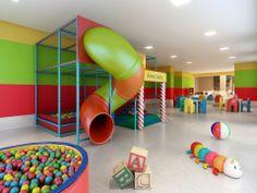 O Icon conta com um salão de festas infantil com 58m² e 74m² na brinquedoteca, totalizando um espaço de 132m² para as crianças se divertirem. http://dld.bz/ddxmD (Anúncio nº 15) #melnickeven #portoalegre #rs #casaprópria #infantil #crianças #playground #festasinfantis