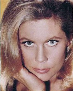 Samantha from Bewitched Elizabeth Montgomery .  always wanted to twitch my nose and make things happen !