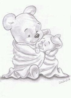 easy pencil drawings for beginners Easy Pencil Drawings, Disney Pencil Drawings, Cute Disney Drawings, Cute Drawings Tumblr, Cute Drawings Of Love, Fun Drawings, Pencil Sketching, Simple Drawings, Realistic Drawings