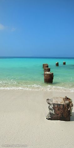 Denis Bay, Saint John, US Virgin Islands.