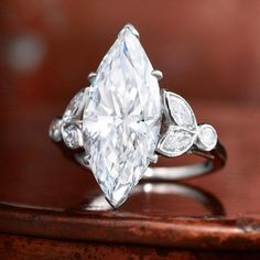 Important Van Cleef & Arpels 6.47-Carat Diamond Ring - Price Estimate: $200000 - $280000