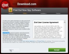 #yuk Lucky Leap adware gets bundled in with free downloads on CNET installer - carefully read the fine print when installing new software