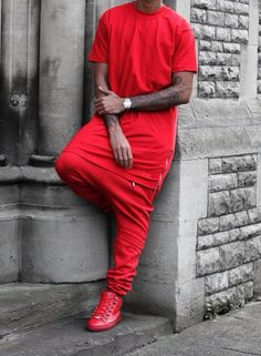 Red swag
