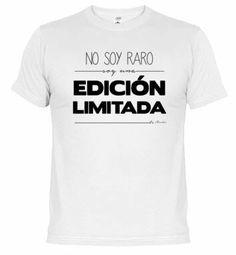 Encuentra Camisetas Con Frases Personalizables en Mercado Libre Colombia.  Descubre la mejor forma de comprar online. af44a6ca235ad