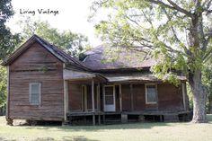Abandoned Near Laneville, TX