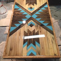 Just put a fresh coat of epoxy on my barn wood table tonight, can't believe . - Woodworking - Home Epoxy Reclaimed Wood Projects, Reclaimed Wood Art, Barn Wood, Repurposed Wood, Plank Table, Wood Table, Deck Table, Pallet Wall Art, Wood Wall Art
