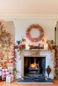 Christmas Decoration Theme Evergreen Berry