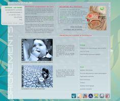 L'épistaxis (saignement de nez) est un symptôme dont on peut déterminer les principales causes > http://www.stop-saignements.com/epistaxis.html
