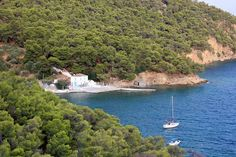 One day, this house will be ours... On the island of Poros, Greece.