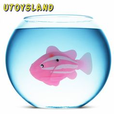 UTOYSLAND Cartoon Funny Robofish Educational Battery Powered Electrical Fish Toy Water Swimmer Robo Fish Toys For Children Gift