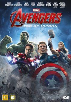 Avengers: Age of Ultron på blu-ray eller DVD