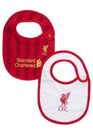 Liverpool Football Club 2 Pack of Bibs