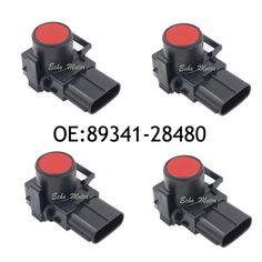76.10$  Buy here - http://alinft.shopchina.info/1/go.php?t=32654797312 - NEW SET(4) 89341-28480 188400-8050 188300-2720 Parking Sensor PDC Sensor Parking Distance Control Sensor For 10-11 TOYOTA PRIUS0  #aliexpressideas