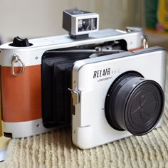 Lomography X 6-12 Jetsetter Medium-Format Camera by Belair by Lomographic