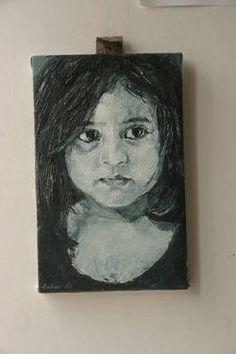 """Saatchi Art Artist Monika Hafner; Painting, """"minor(ity) 32."""" #art"""