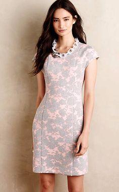 Rosarium Dress #anthrofave
