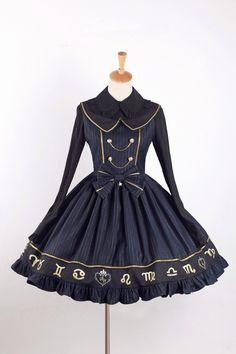 Recommendation: Aiyou Lolita ✎❤~College of the Constellation~✎❤ Lolita JSK >>> http://www.my-lolita-dress.com/aiyou-lolita-college-of-the-constellation-college-school-style-lolita-jsk-ay-13 [★IN STOCK★]