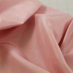 Fine Silk Shantung - Strawberry Ice - Gorgeous FabricsGorgeous Fabrics