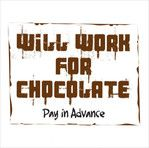 Work for chocolate. Become a Chocolatier with Dove Chocolate Discoveries.