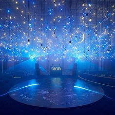 #Emptyspaces moments before the guests began to arrive at our 'I Feel Blue' one-off event exhibition at West Bund Art & Design in Shanghai! The kind of unforgettably magnificent space that could only be Dior!  via DIOR OFFICIAL INSTAGRAM - Celebrity  Fashion  Haute Couture  Advertising  Culture  Beauty  Editorial Photography  Magazine Covers  Supermodels  Runway Models