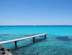 Formentera Island, Balearen, Spanje (© Getty)