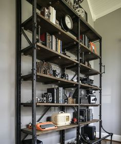 Steampunk Design Ideas, Pictures, Remodel and Decor