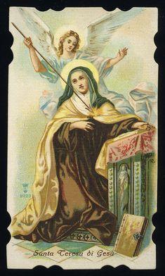 Oracion A San Antonio, D Avila, Visual Diary, Prayer Cards, Gods Love, Holi, Mona Lisa, Saints, Lego