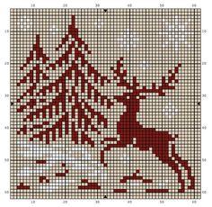 Ручная работа by natulja-best: Благородный олень \ Noble deer