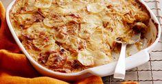 Incrível! Batata no Forno com Queijo Mozarela e Presunto - # #batata #forno #presunto #Receitas