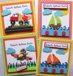 Tarjetas de presentación para regalos Facebook Crafts by Iris  @craftsbyiris Baby Cards, Quilling, Note Cards, Stationery, Cricut, My Love, Envelopes, Birthday, Cute