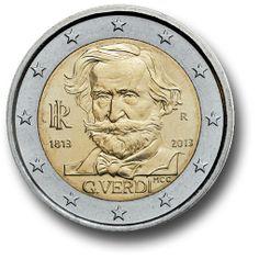 Italia 200°ann.della nascita G.Verdi