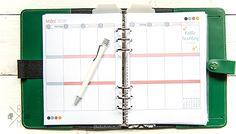"""Wie ich Dir versprochen habe gibt es heute den zweiten Teil der Filofax Einlagen für 2016 und zwar """"Eine Woche auf zwei Seiten"""". Ich habe mich auch bei diesen Einlagen an das Layout und die Farben der ersten Einlagen gehalten, so dass sie wunderbar zusammen in deinem Filofax aussehen. Erin Condren – LifePlanner Zur Seitengestaltung [...]"""