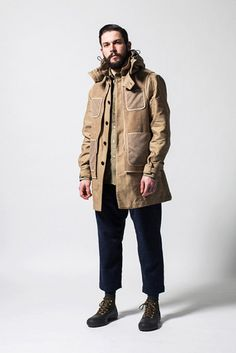 MEANSWHILE* 2015 Fall/Winter Lookbook