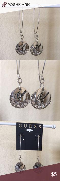 GUESS earrings GUESS dangle earrings. Guess Jewelry Earrings