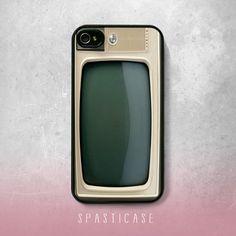 iPhone Case  TV Vintage Television --