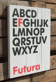 Love Futura Bold