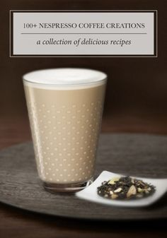 This collection includes easy recipes that are perfect for busy mornings and sophisticated treats for dinner party guests. By browsing this collection of 100+ coffee creation recipes from Nespresso, you're sure to find the perfect espresso delight for you.