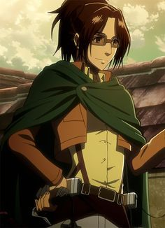 Image discovered by Yunikoun. Find images and videos about anime, attack on titan and shingeki no kyojin on We Heart It - the app to get lost in what you love. Armin, Mikasa, Hanji Attack On Titan, Hanji And Levi, Levihan, Ereri, Vocaloid, Atack Ao Titan, Snk Cosplay