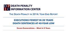 DPIC presse Année Rapport de fin: Exécutions et Death Sentence tomber à des niveaux historiquement bas | Centre d'information sur la peine de mort