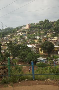 Free town, Sierra Leone. The vivid parts of my childhood.