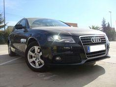 AUDI A4 Avant 2.0TDI 143 DPF. 143CV. Con un precio de salida de 15.800 euros.