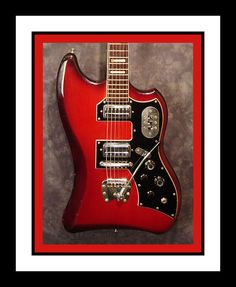 Guild Thunderbird Electric Guitar