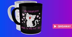 We just open our brand new store and would like to give our best selling mug for free! Click Here to win!