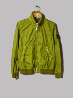 Stone Island Membrana 3L TC Jacket (Pistachio)
